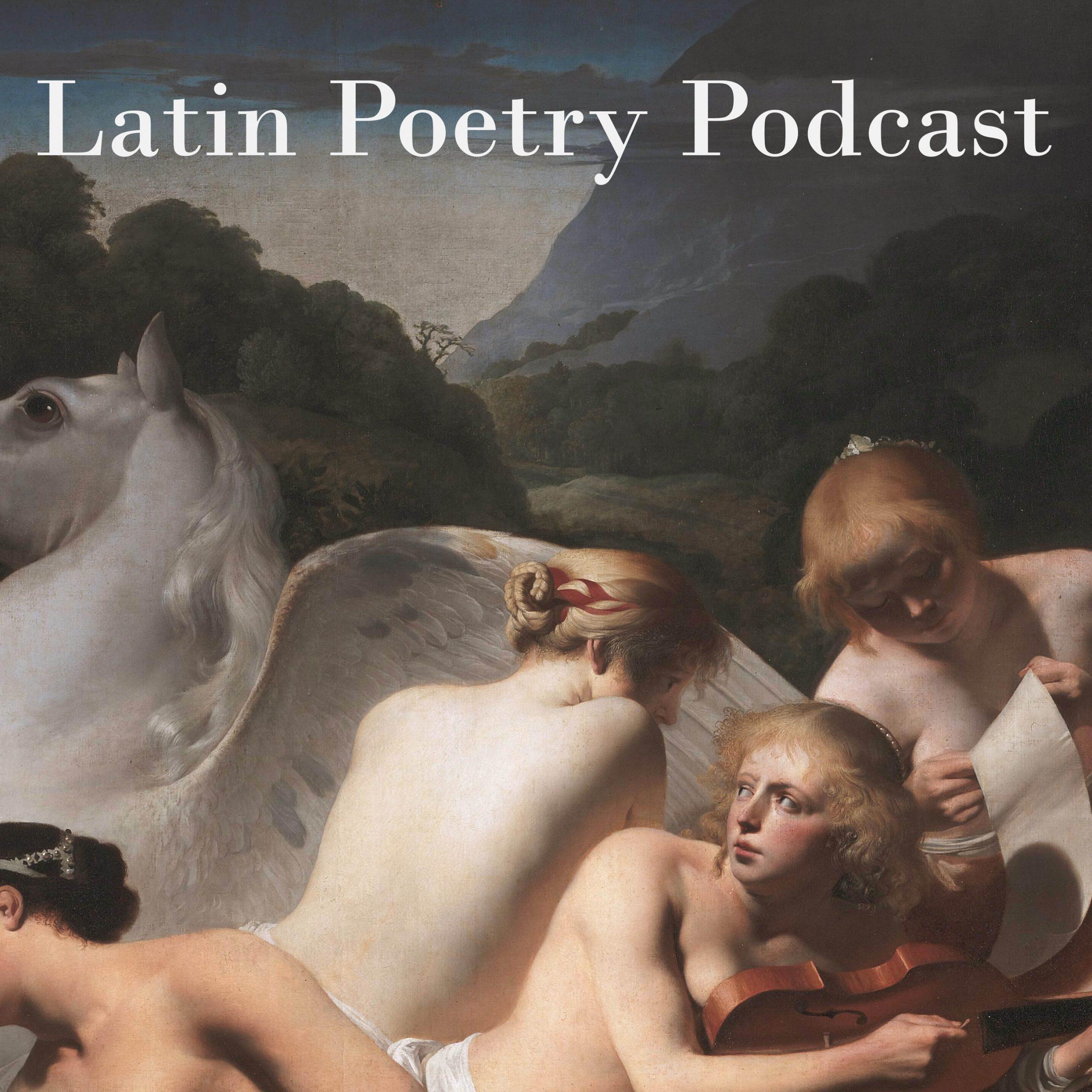 Latin Poetry Podcast