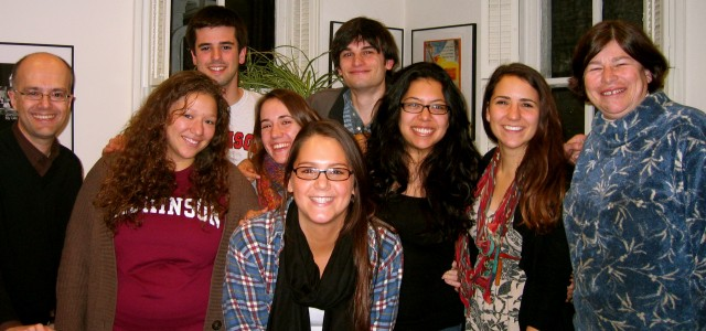 Class year: 2012 Major: Environmental Studies Mosaic Research Project: From Adam and Eve to Adams County: A history of the American apple Class year:2013 Major: Latin American/Latino/Caribbean Studies,  Anthropology Mosaic […]