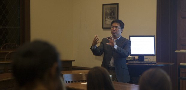 Following the talk about Natural History in China and the West, guest speaker Professor Fa-ti Fan of Binghamton University, held a public lecture titled Science, Earthquakes, and Politics in […]