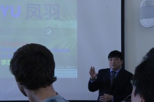 Student lecture on 4/9
