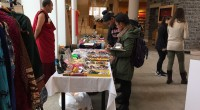 From Wednesday, November 18th through Saturday, November 21st, the monks of Drepung Gomand Monastery made a sand mandala in the lobby of the Waidner-Spahr Library. Check out the photos and […]