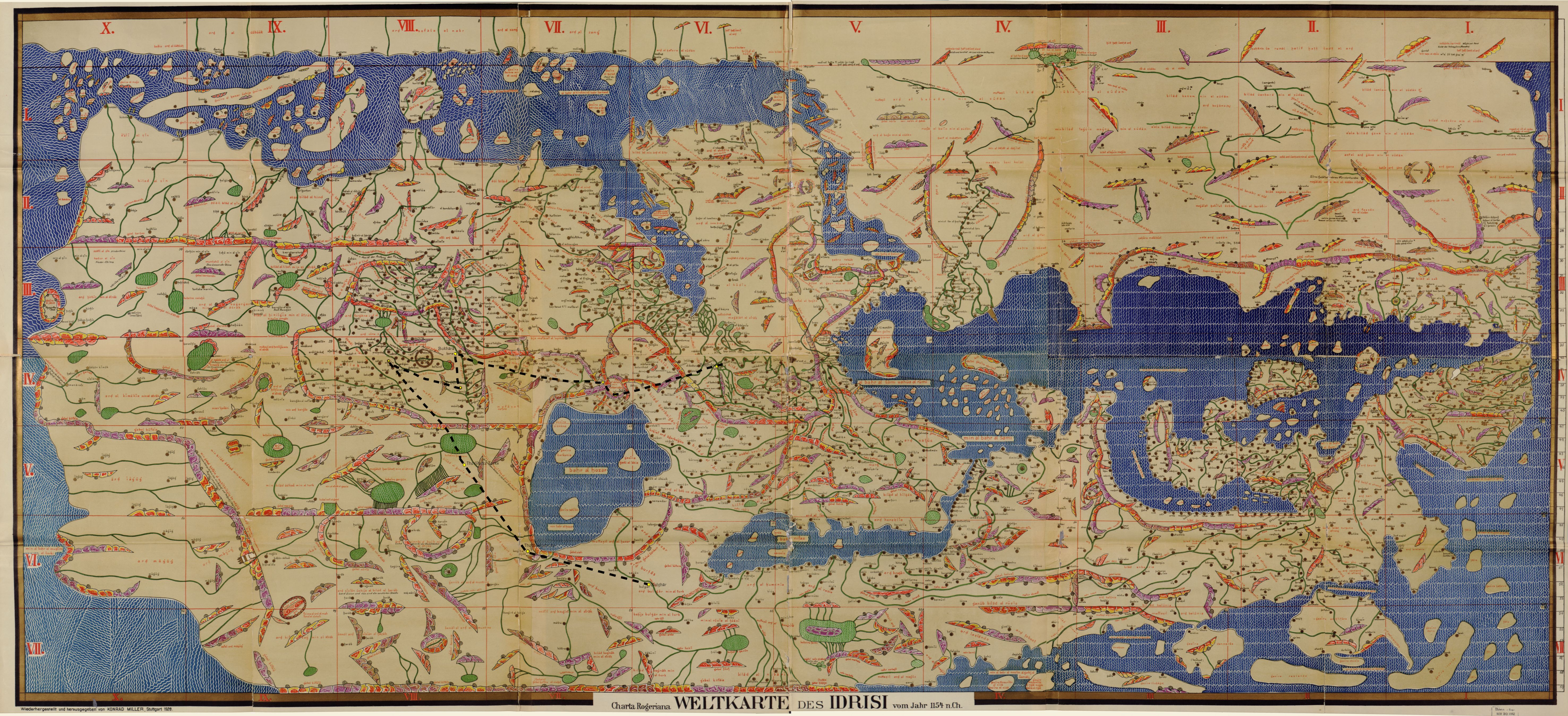 Ibn Fadlan Mapping The Global Middle Ages