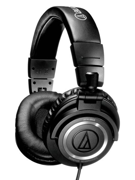 Audio Technica ATH M