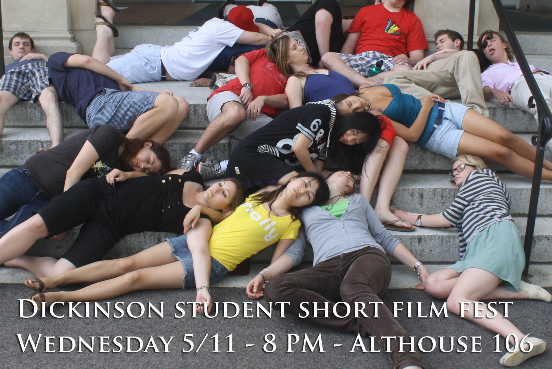 Dickinson Student Short Film Festival