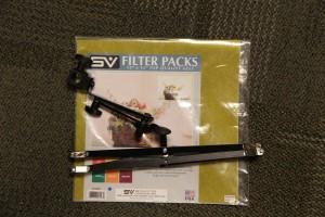 Filter Holder and Filter Pack