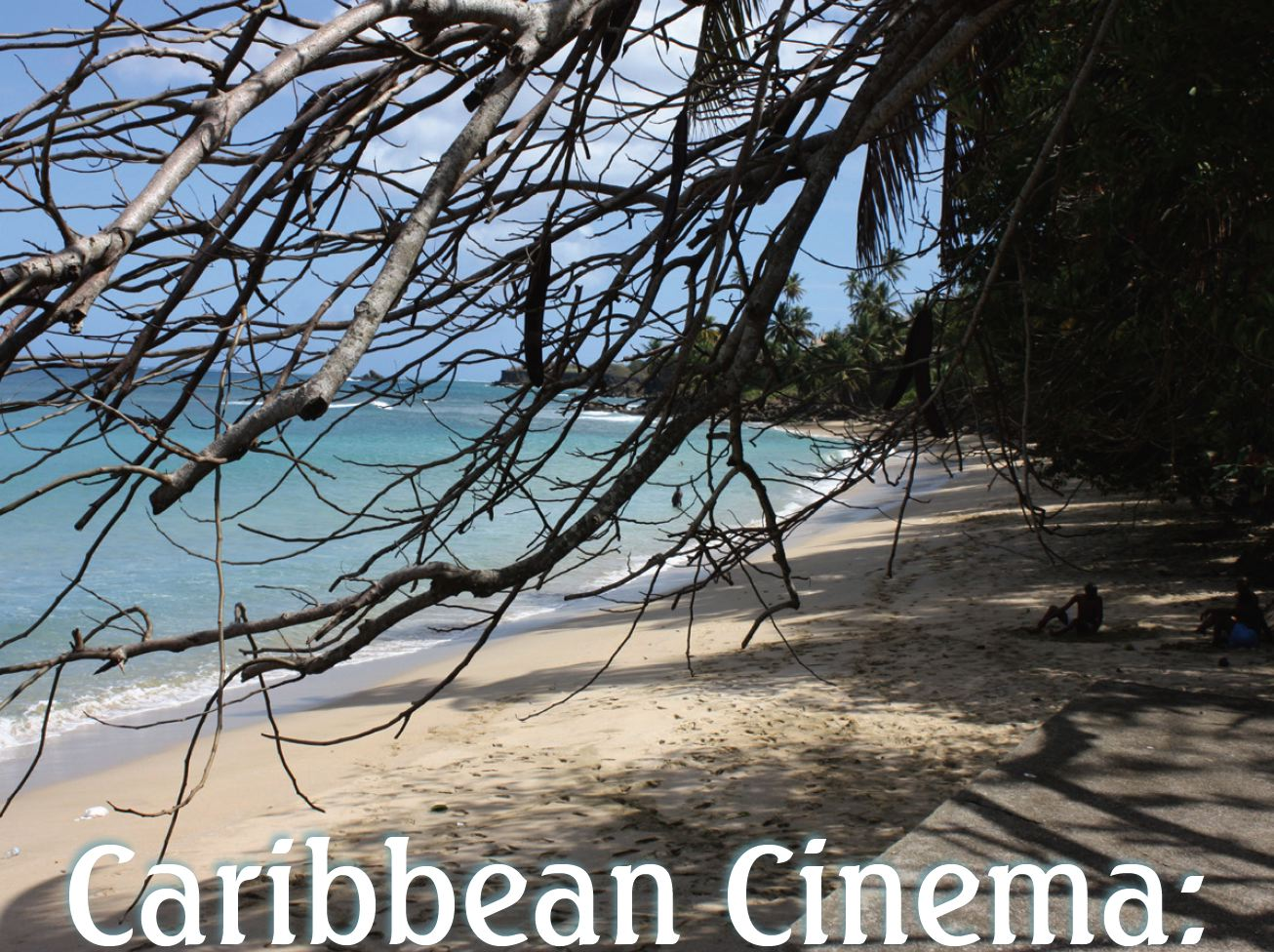 Caribbean filmmaker gives presentation