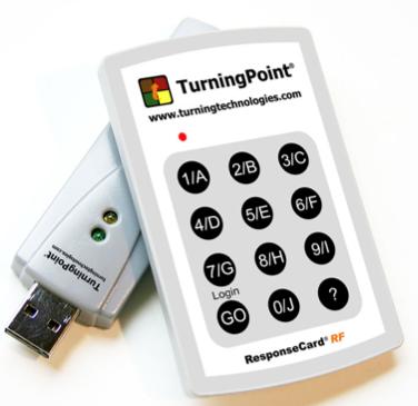 Turning Point System Response System