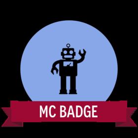 MCbadge