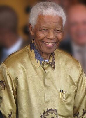 Nelson Mandela  edit e