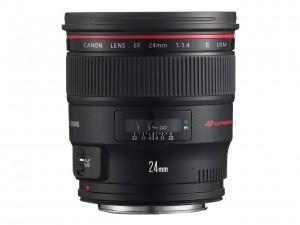 Canon EF 24mm f1.4L II USM Wide Angle Prime Lens 1