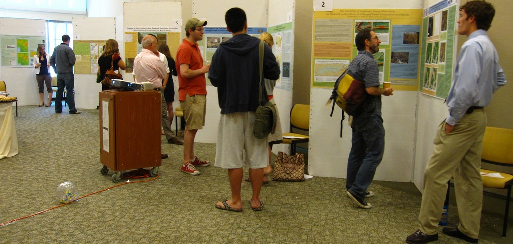 GIS Expo and Poster Symposium
