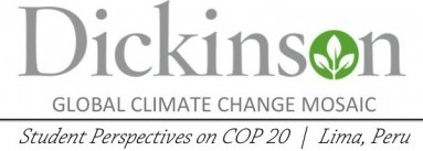 Education to Action: The Dickinson Climate Story