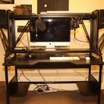Podcast Nook Desk
