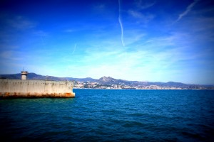 Costa Del Sol from the Sea