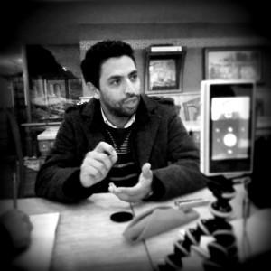 Ahmed, founder of Associacion Marroqui
