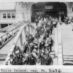 Italian Immigrants Arriving