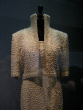 Princess Diana's Dress at the Victoria and Albert
