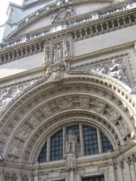 The Victoria and Albert