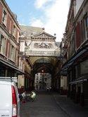 Leadenhall Market Exterior