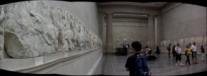 The Elgin Marbles in the British Museum - should they be here?
