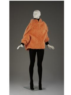 The Woolly Mammoth, erm, Apres Ski Jacket (picture taken from the website of the Victoria and Albert Museum)
