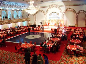 Royal Albert's Palace--An Indian catering hall where my friend had her Sweet 16