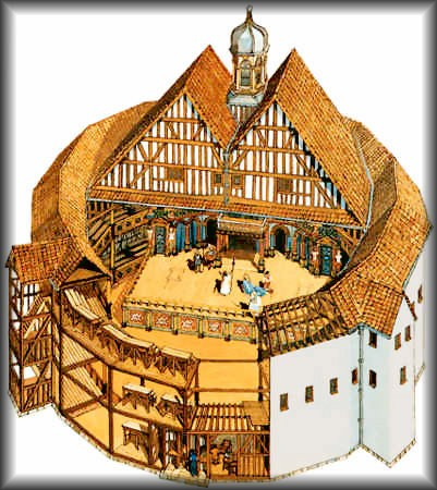 original design of The Globe