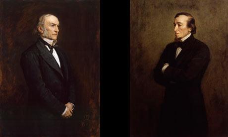 gladstone disraeli