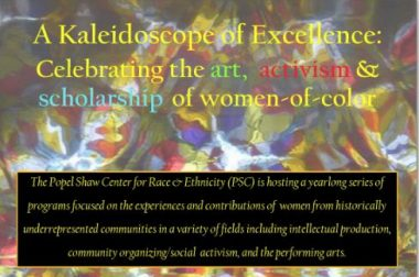 Women-of-color matter: Notes on contribution and representation at Dickinson