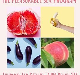 Love Your Body Week: Pleasurable Sex