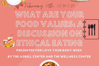 Ethical Eating: How Do You Think About the Food You Eat?