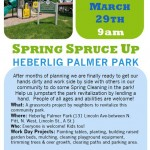 Heberlig-Palmer Spruce up