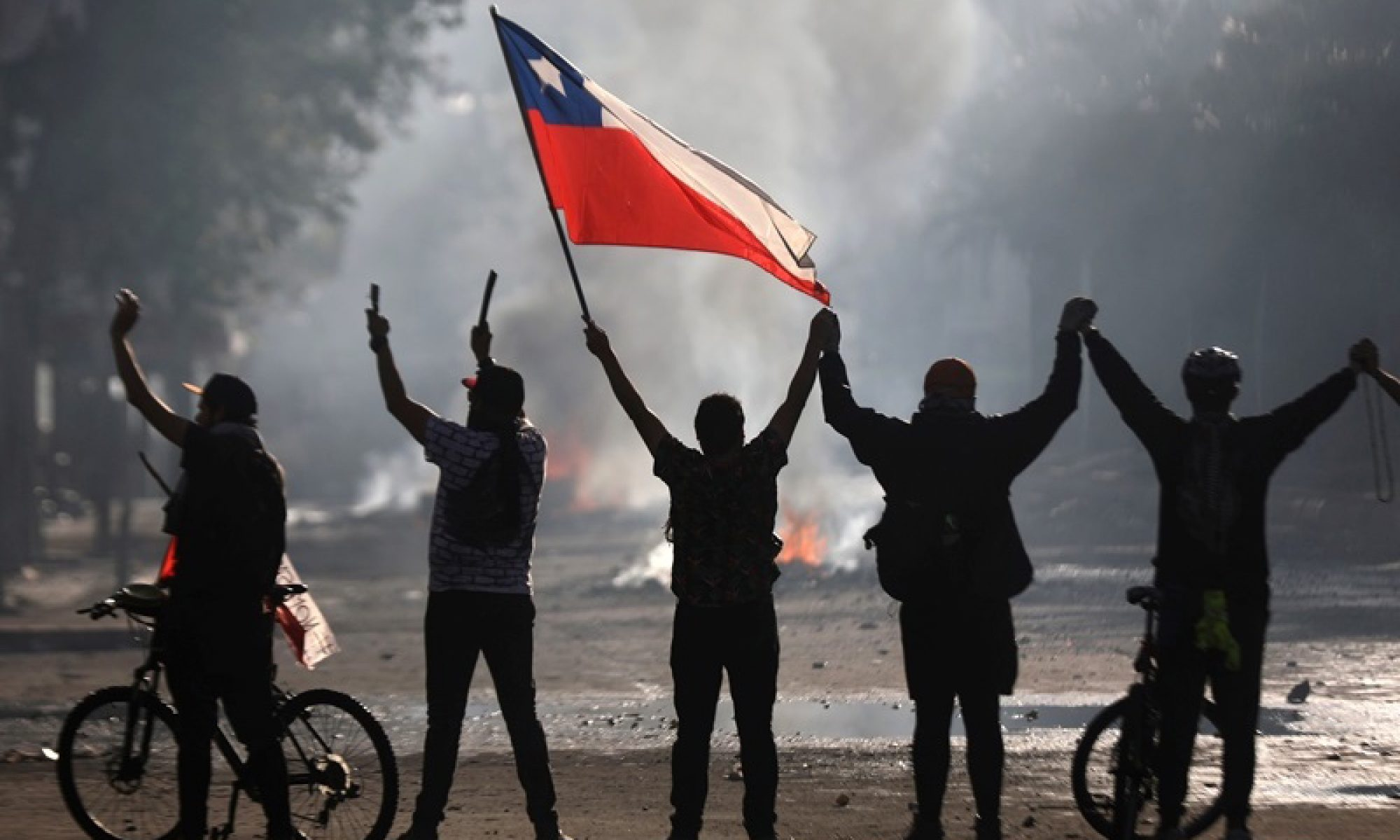 Protests Around the World: Chile