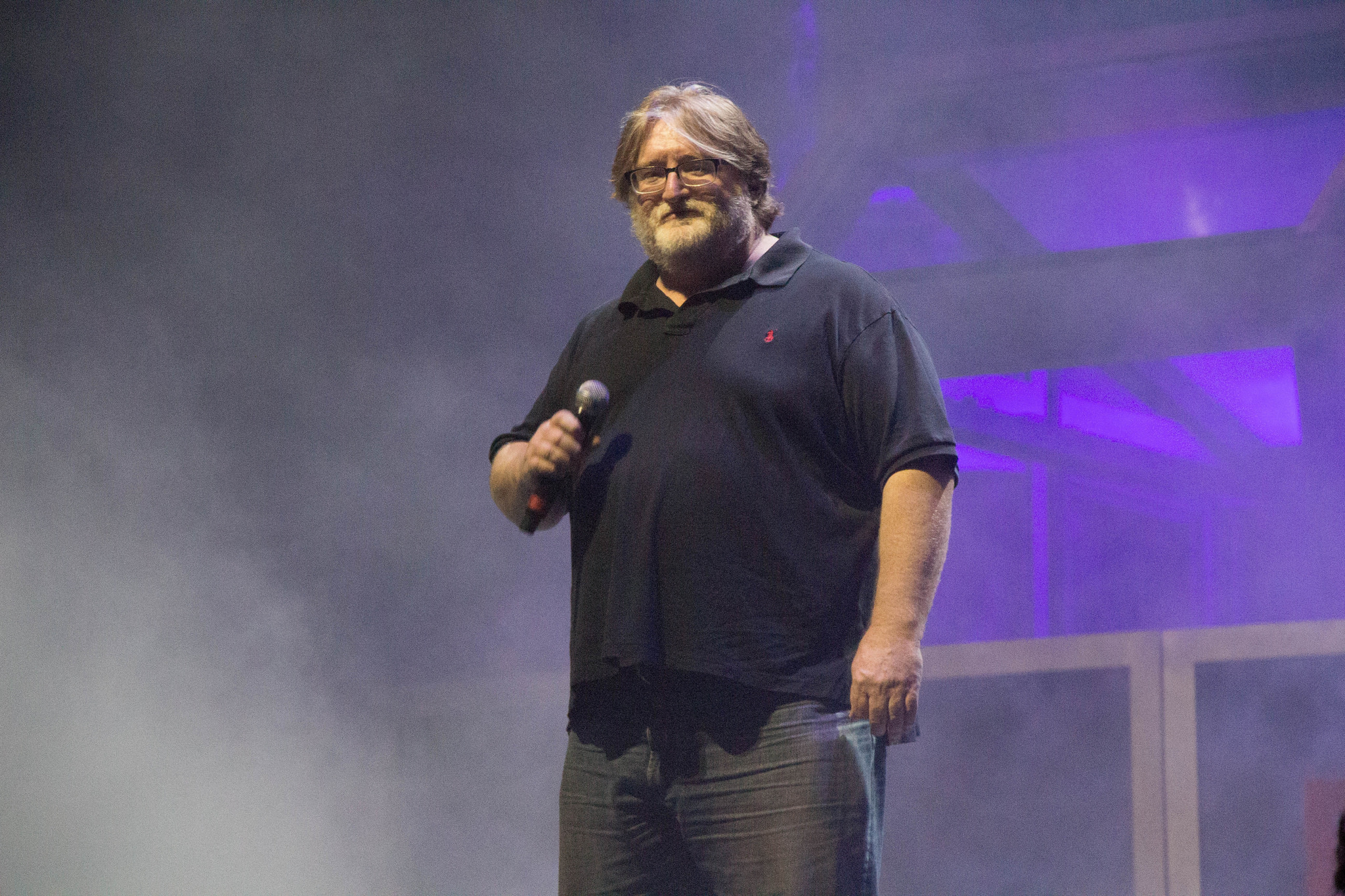 Gabe Newell, Co-Founder of Valve
