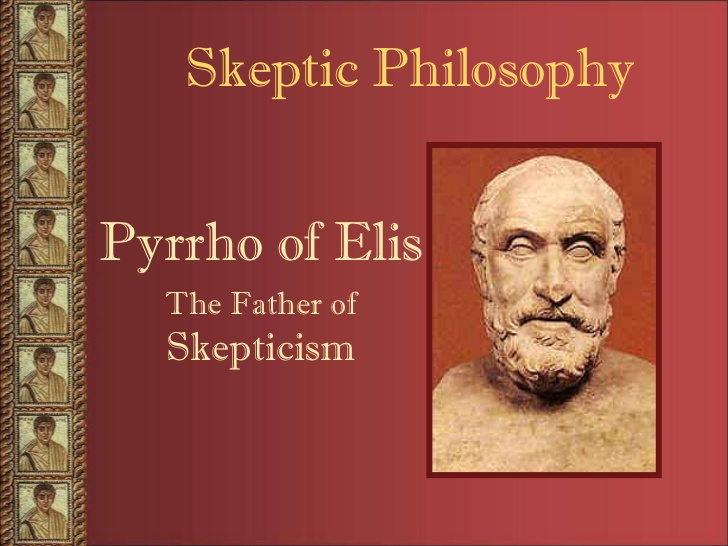 philosophical skeptics Amazoncom: hellenistic philosophy: stoics, epicureans, sceptics skepticism, and stoicism professor long covers all three succinctly and eloquently.