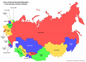 Map CCCP