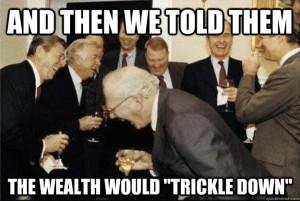 trickledown