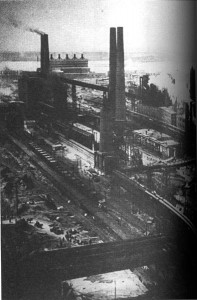 Magnitogorsk_steel_production_facility_1930s