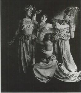 Irina Scheherazade scene woman