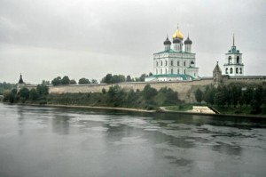 From Moscow to Pskov