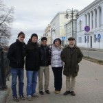 DickinsonStudentsNovgorod