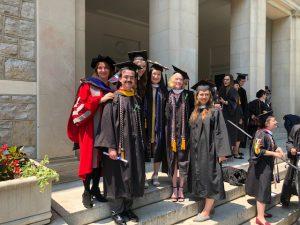 graduating seniors 2019