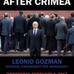 Russia after Crimea