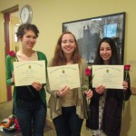 Dobro Slovo National Slavic Honor Society Induction