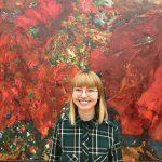 Writing Award: Allison Stroyan '18
