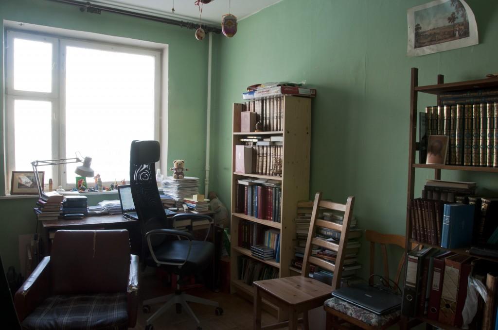 a Scholar's room