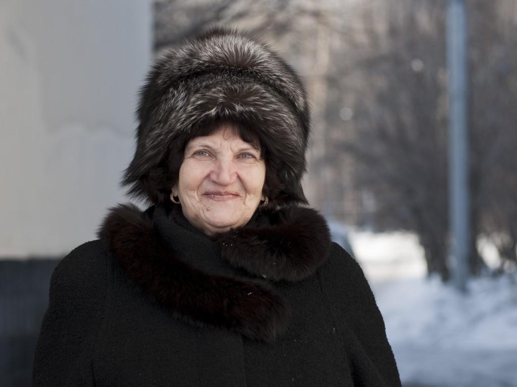 Rita Tikhonova