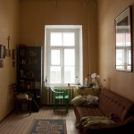 a British man's room