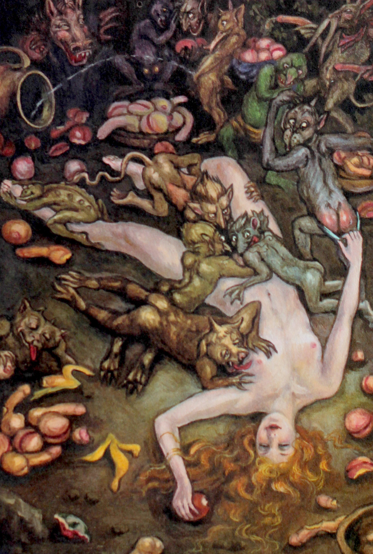 the depiction of women in bluebeard goblin market and les diabloques Need writing women in labor market essay use our essay writing services or get access to database of 191 free essays samples about women in labor market signup now and have a+ grades.