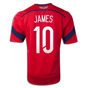 2014-FIFA-World-Cup-Colombia-James-Rodriguez-10-Away-Soccer-Jersey